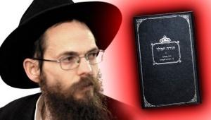 Yitzhak Shapira et son livre, Torat Ha'Melech
