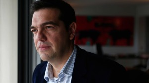 Alexis Tsipras, leader de Syriza, principal parti d'opposition (de gauche) en Grèce - Photo Reuters / Alkis Konstantinidis