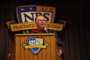 Le Prof. John Arquilla de la Naval Ppostgraduate School, membre fondateur du Highlands Forum du Pentagone