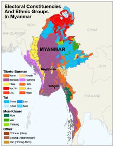 myammar-ethnic-map