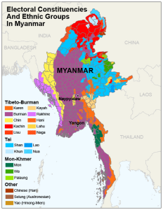 myammar-ethnic-map
