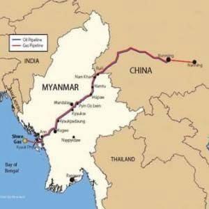 Myanmar-Kunming
