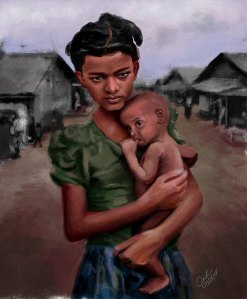 Rohingya_girl_in_Sittwe_532bd
