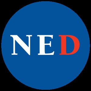 NED logo