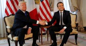 Trump-Macron