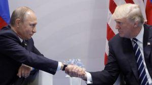 Poutine-Trump Helsinki 2018